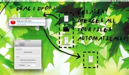 Gelatin, combina PDFs de forma rápida y sencilla