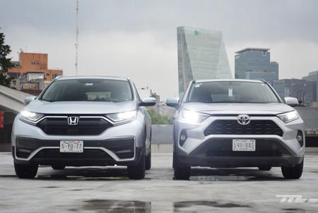 Toyota Rav4 Vs Honda Crv 2