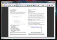 SlimPDF Reader, un lector de PDFs extremadamente liviano
