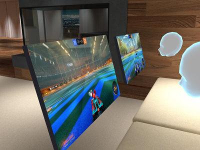 BigScreen promete llevar la pantalla de tu PC con Windows a la realidad virtual