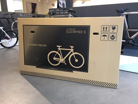 Vanmoof Tv Box 2