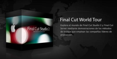 Aperture y Final Cut World Studio Tour de Apple, próximamente en Barcelona