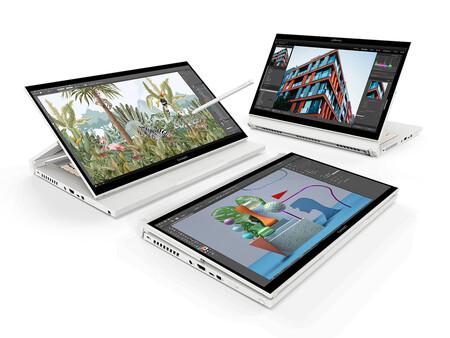Acer renueva su familia ConceptD: ver contenidos 3D directamente y sin gafas es todo un reclamo para diseñadores