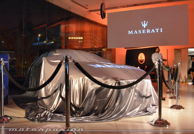 Foto de Maserati Quattroporte en México (2/6)