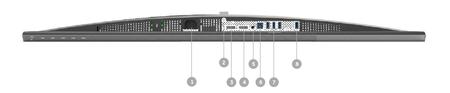 Dell Up3218k Conectividad