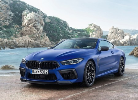 Bmw M8 Competition Coupe 2020 1600 07