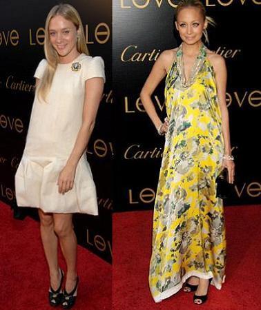 Todas las invitadas a la fiesta benéfica de Cartier en Los Angeles