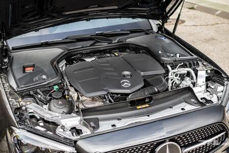 Mercedes Benz E 300 De 2021 Prueba 038