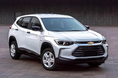 Chevrolet Trax 2020 Fotos Espia