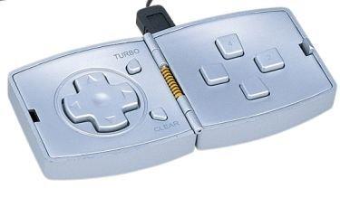 Buffalo USB Gamepad, joystick para portátiles