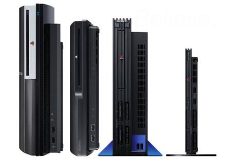 PS3 Slim podría haber sido más pequeña. Sony barajó estas opciones
