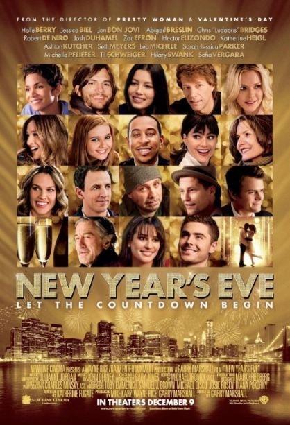 new year eve película