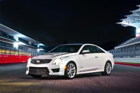 Cadillac ATS-V llegará a México en octubre