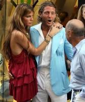 Lapo Elkann, todo un dandy en Saint Tropez