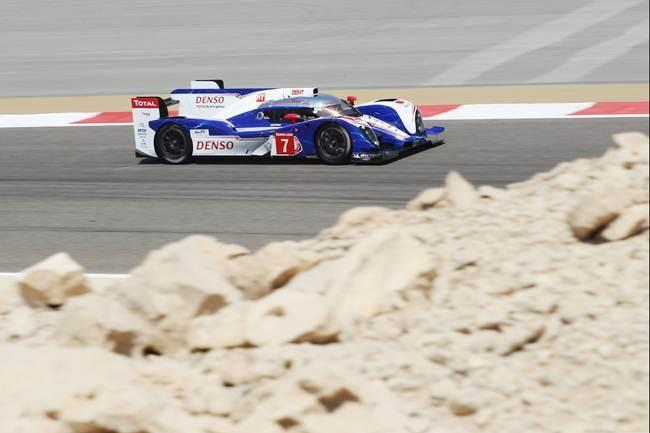 Toyota Hybrid Racing