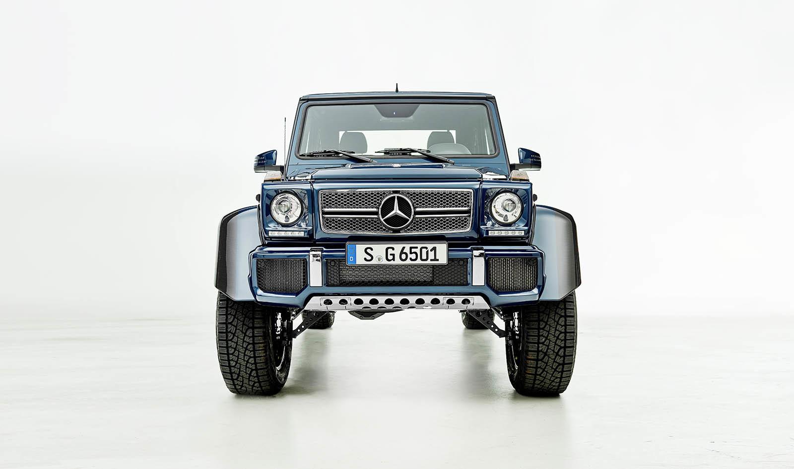 Foto de Mercedes G 650 Landaulet (8/22)