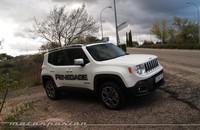 Jeep Renegade, toma de contacto