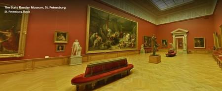 Museos Virtuales Rusia San Petersburgo