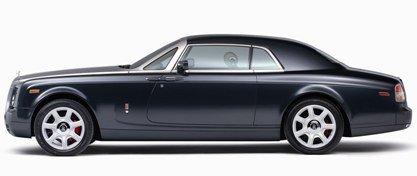 Rolls-Royce 101EX en el British Motor Show