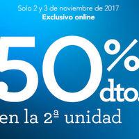 Promoción Toys 'r us: 50% de descuento en la segunda unidad Playmobil los días 2 y 3 de noviembre