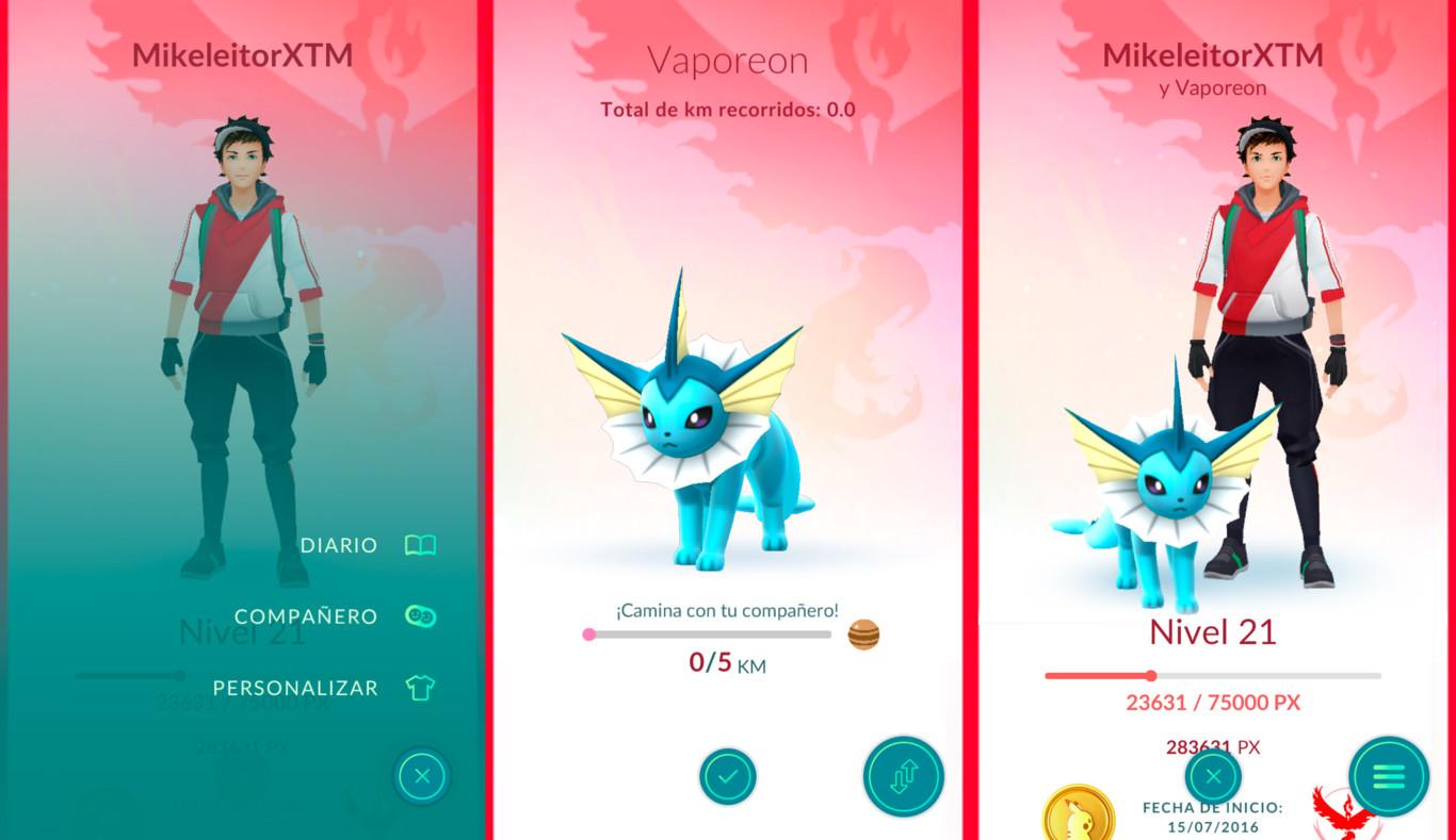 Compañero Pokémon: para qué vale, cuál elegir y otras preguntas y respuestas