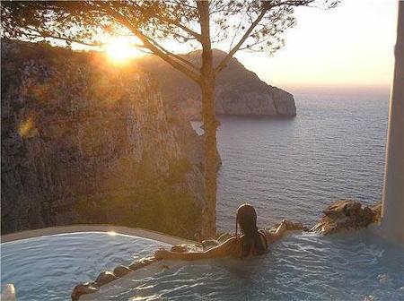 Spa de Lujo en Ibiza: Hacienda Na Xamena
