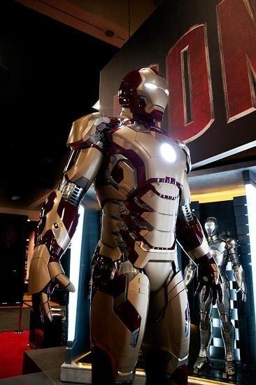 Imagen con el nuevo diseño de la armadura en