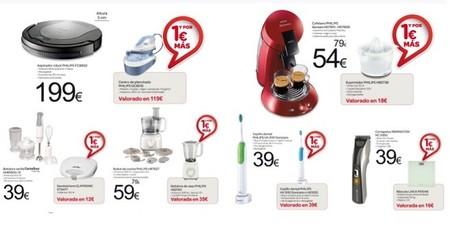 Y por 1 euro más llévate otro electrodoméstico en Carrefour