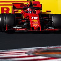 Charles Leclerc machaca a Sebastian Vettel en el fulgurante regreso de vacaciones de Ferrari en Spa
