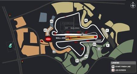GP de Malasia F1 2011: análisis del circuito de Sepang