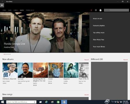 Windows 10 9901 Store Music