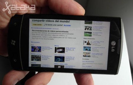LG Optimus 7, Análisis (II)