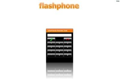 Flashphone, llamadas gratis a una serie de países a través del navegador