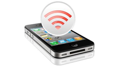 Cuidado con la contraseña si compartes Internet con tu iPhone