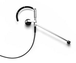 Bang & Olufsen hace también auriculares para el móvil