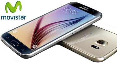 Precios Samsung Galaxy S6 y Galaxy S6 edge con Movistar