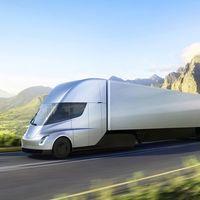 El Tesla Semi se ríe de los camiones diésel: Hasta 800 km de autonomía con 0-100 km/h en 5 segundos