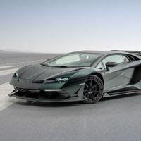 ¡Temible! El Mansory Cabrera da 810 CV, más anchura y una nueva mirada al Lamborghini Aventador SVJ