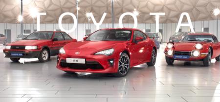 De la vieja leyenda del Toyota Sprinter Trueno al nuevo heredero Toyota GR 86