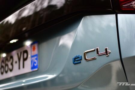 Citroen E C4 2020 Prueba Contacto 006