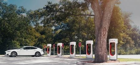Supercargadores Tesla Eeuu