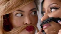 Las colaboraciones molan, más si la protagonizan Beyoncé y Nicki Minaj