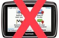 TomTom reniega de Google para sus búsquedas locales