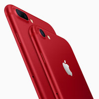 Apple retira el iPhone 7 y 7 Plus Product(RED) de la venta
