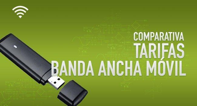 Tarifas de Banda Ancha Móvil