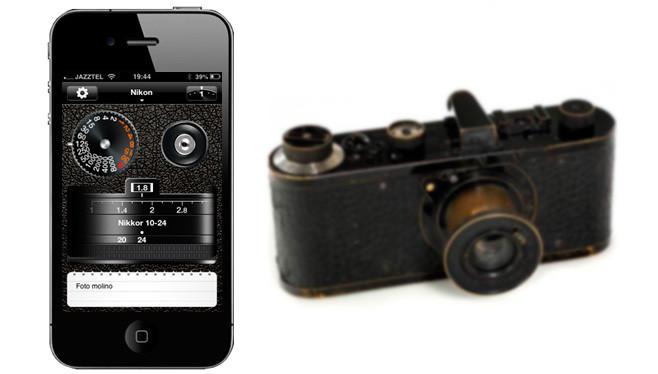 PhotoExif, añadiendo datos exif a tus fotografías analógicas