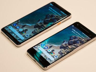 Los defectos de la pantalla del Pixel 2 XL ponen a Google en el punto de mira de una posible demanda colectiva