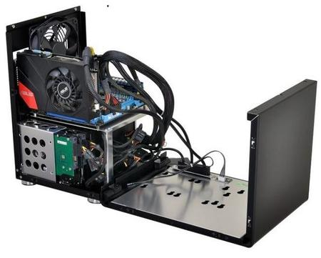 Lian Li anuncia gabinete PC-Q33 para plataformas mini-iTX