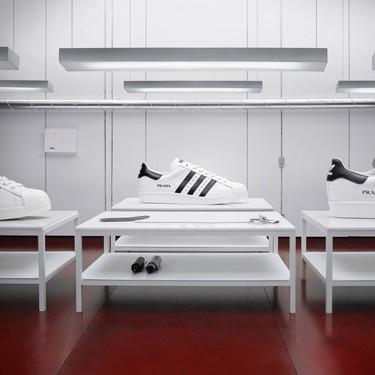 Prada y adidas Originals vuelven a poner en alto las colaboraciones de lujo con el lanzamiento de sus nuevos sneakers