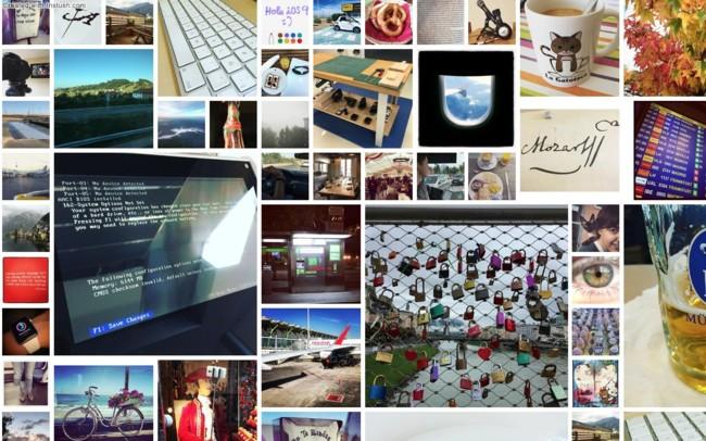 Cómo crear un wallpaper o un protector de pantalla con fotos de Instagram